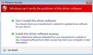 Disable driver signature in windows 8 or 10 - LaptopArena ...