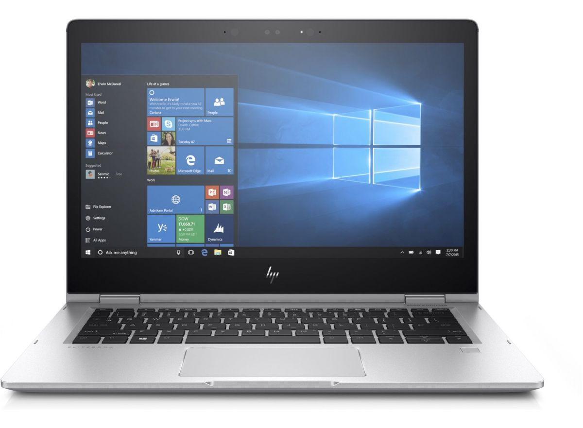 Hp Elitebook X360 1030 G2 Microsoft